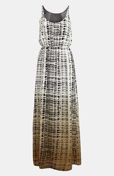 Savvy! Ombre Maxi Dress.