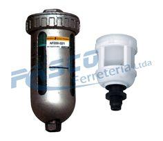 Se aplica a menudo a los lugares bajos de auto - quitar aire tipo tubería, congelados, secadoras, separadores de aceite, tanques de almacenamiento de aire y la parte inferior de varios filtros de aire.