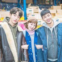 Weightlifting fairy Kim bok joo Nam Joo Hyuk Lee Sung Hyung ji soo