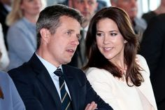 MyRoyals:  Danish Visit to Germany, Day 1, May 19, 2015-Crown Prince Frederik and Crown Princess Mary