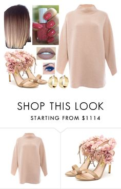"""""""Too Good"""" by nicole-briffa ❤ liked on Polyvore featuring The Row and Rupert Sanderson"""