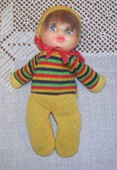 Vintage Dolls, Doll Toys, Babys, Onesies, Kids, Clothes, El Greco, Babies, Young Children