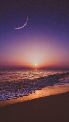 Ocean Beach iPhone Wallpaper