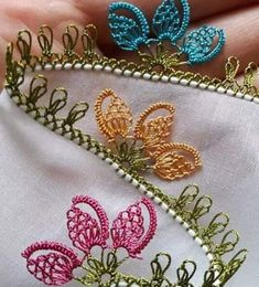 Needle Tatting, Needle Lace, Bobbin Lace, Hand Embroidery Stitches, Embroidery Patches, Crochet Stitches, Couture Embroidery, Viking Tattoo Design, Point Lace