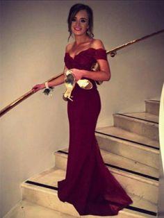 Burgundy Velvet Prom Dresses Fancy New 2018 Fiesta Gold Lace Appliqued Sexy  Open Back Short Sleeves Mermaid Formal Evening Dresses Formal Short Dresses  ... 5eabc6caf60a