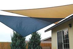 Pergola Ideas For Patio Garden Shade Sail, Backyard Shade, Outdoor Shade, Patio Shade, Pergola Shade, Pool Shade, Timber Pergola, Deck With Pergola, Backyard Pergola