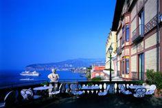 Grand Hotel Excelsior Vittoria, Italy
