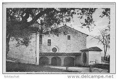 ASSISI-Santuario di S. Damiano