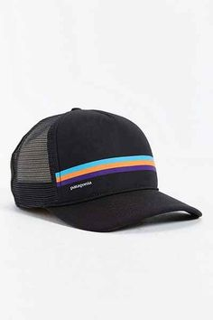 Patagonia Fitz Roy LoPro Trucker Hat - Urban Outfitters