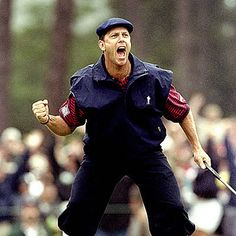 Payne Stewart's 1999 U.S. Open win at Pinehurst Resort, Stewart won his last major title, memorably holing a 15-foot par putt that defeated Phil Mickelson by a stroke on an exciting day's final round.