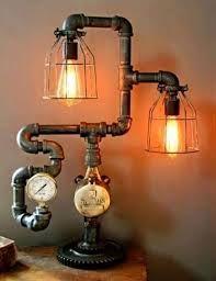 Oltre 1000 idee su Lampade In Rame su Pinterest  Lampada Tubolare, Rame e La...