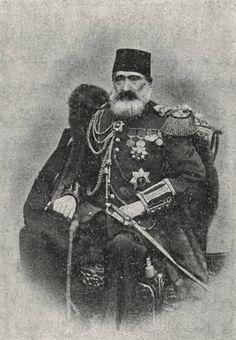 MÜŞİR İBRAHİM ETHEM PAŞA (1851-1909)
