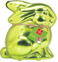 Chocolat Frey Osterhase Lucky #Ostern #Schokolade #easter #chocolate #bunny #packaging