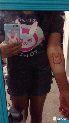 Overwatch Tattoo, Get A Tattoo, Tatting, Character Design, Vogue, Tattoo Ideas, Fans, Bobbin Lace, Needle Tatting