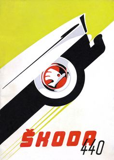 MOTOKOV Brochure ŠKODA 440 Advertisment Collection (1956) | Flickr - Photo Sharing!
