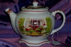 such a cute teapot