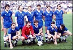 EQUIPOS DE FÚTBOL: EVERTON F. C. Campeón de la Recopa 15/05/1985
