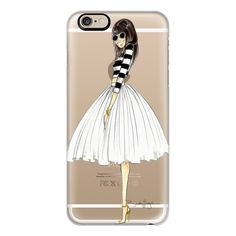 iPhone 6 Plus/6/5/5s/5c Case - Margo- Fashion... ($40) ❤ liked on Polyvore featuring accessories, tech accessories, iphone case, apple iphone cases, iphone cover case, slim iphone case and clear iphone cases
