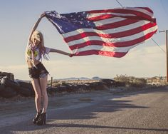 Unicorn Mermaid: Melacine Moon Look Book Picture Poses, Picture Photo, Photo Shoot, Flag Photoshoot, American Flag Photography, 4th Of July Photos, Girl Photography Poses, How To Pose, We The People