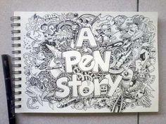 10 interesantes ilustraciones de cuaderno
