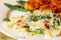 Bowtie & Asparagus Pasta