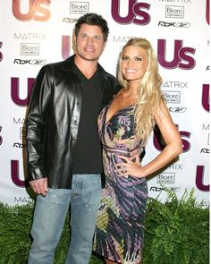 Jessica Simpsons and Nick Lachey How many of us remember this cute couple. They seemed to had what it takes to make a marriage last. Joke's on us.