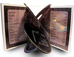 Pop-up CD Packaging