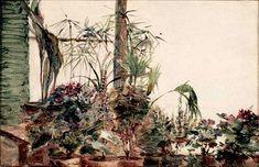 Marie Bracquemond Pots De Fleurs À Sèvres. Flower Vases in Sevres 1880 French Impressionist Painters, Impressionist Artists, Mary Cassatt, Flower Vases, Flower Art, Maurice Utrillo, Botanical Drawings, Art Database, Art World