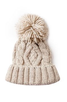 Winter's coming... (so is this cozy pom pom toque!) Arriving soon to roots.com.