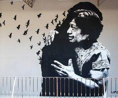 mexicos street art tells stories of grief anger and resistance is part of Street art - Mexico's street art tells stories of grief, anger and resistance Streetart Mexico School Murals, Muse Art, Chicano Art, Street Art Graffiti, Street Artists, Types Of Art, Oeuvre D'art, Urban Art, Painting Inspiration