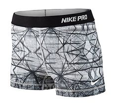 Check it out. I found this Nike Pro Hypercool Compression Printed Women's Shorts at Nike online. from Nike. Nike Pro Spandex, Nike Pro Shorts, Women's Shorts, Volleyball Spandex, Volleyball Clothes, Cheer Clothes, Sweat Clothes, Nike Clothes, Exercise Clothes