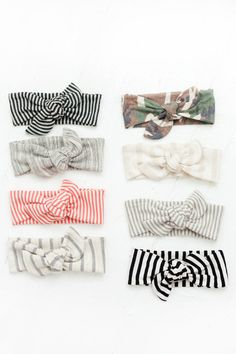 Headbands Winter Collection