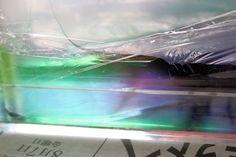 透明石けん 色が混ざらないように型入れする方法|新潟 手作り石鹸の作り方教室 アロマセラピーのやさしい時間