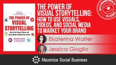 """The Power of Visual Storytelling"""" one of the books listed in the """"22 Best Social Media Books of 2013 and 2014 Back to School Reading List"""" by Neil Schaffer"""