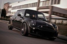 Black r50 mini cooper/one
