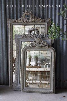 French Mirrors Louis XVI