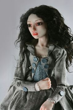 cathy from wuthering heights ... haha ... i really like this doll