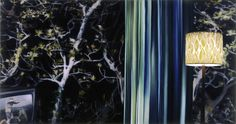 Untitled, 2007 oil on canvas 110 x 210 cm