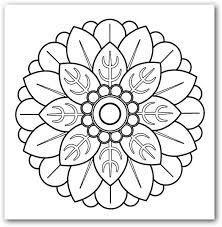 55 Mejores Imagenes De Mandalas Pintados Mandala Art Mandala