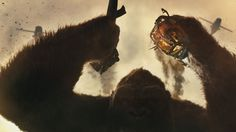Kong: Skull Island: An Old-School Giant Having The Time Of His Life #FansnStars
