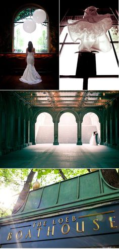 The Central Park Boathouse Wedding by Adagion Lifestyle Photography + loli events   Style Me Pretty