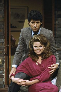 Charles Shaughnessy and Patsy Pease...Shane and Kimberly on @Days of our Lives NBC #DOOL