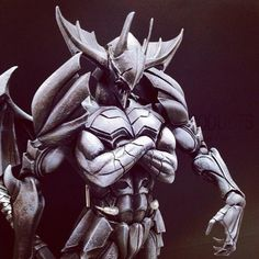 Play Arts Kai Tetsuya Nomura x Monster Hunter 4 Ultimate collaboration