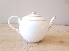 Herend Porcelain Tea Pot Home Living Kitchen by designfinder