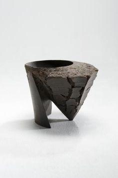 Love the organic/crystalline structure_Yo Akiyama - Vessel