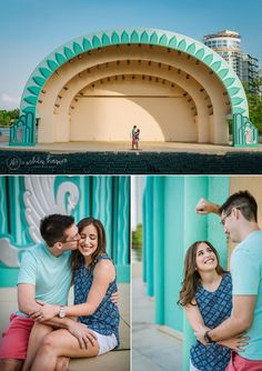 These two love birds are fellow alums so we decided to shoot around downtown Orlando for their engagement session. Engagement Photography, Engagement Session, Engagement Photos, Lake Eola, Downtown Orlando, Fair Grounds, Travel, Wedding, Engagement Pics