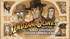 How Indiana Jones And The Last Crusade #Movie Should Have Ended - #funny