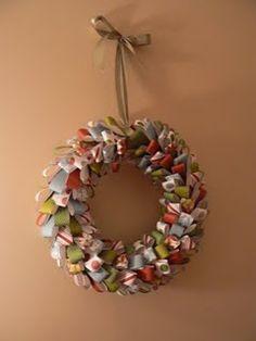 Ribbon wreath lists-galore.com