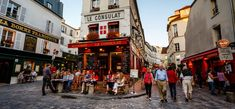 """Le Consulat, Montmatre - Paris, France (Source: Inc on Twitter """"4 Reasons to Grab a Drink With Your Employees"""" http://www.inc.com/ian-jackson/4-reasons-to-grab-a-drink-with-your-employees.html?cid=sf01001)"""