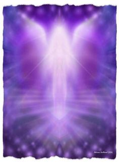 "Archangel Zadkiel Name meaning: ""Righteousness of God"" Will help us with clarity, forgiveness and new ideas. He also assists with emotional healing. He works on the rays of transmutation (change from one form/state to another). Place all your troubles and difficult relationships within his flame so that all negativity is transmuted into positive vibrations. Crystal affinity: Lapis Lazuli."